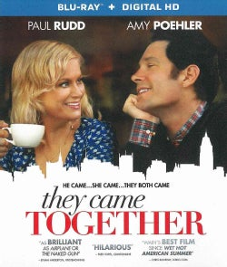 They Came Together (Blu-ray Disc)