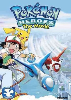 Pokemon: Heroes (DVD)