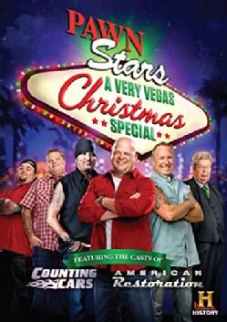Pawn Stars: A Very Vegas Christmas (DVD)