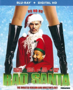 Bad Santa (Blu-ray Disc)