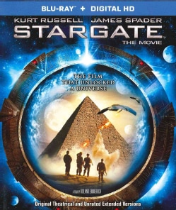 Stargate (20th Anniversary) (Blu-ray Disc)