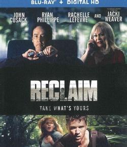 Reclaim (Blu-ray Disc)