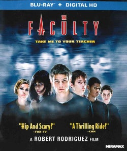 The Faculty (Blu-ray Disc)