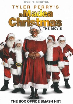 Tyler Perry's A Madea Christmas (The Movie) (DVD)