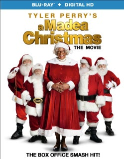 Tyler Perry's A Madea Christmas (The Movie) (Blu-ray Disc)