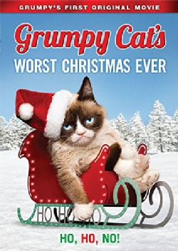 Grumpy Cat's Worst Christmas Ever (DVD)