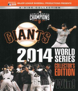 San Francisco Giants: 2014 World Series Collector's Edition (Blu-ray Disc)