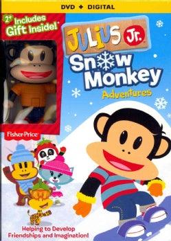 Julius Jr.: Snow Monkey Adventures (DVD)