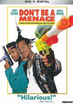 Don't Be A Menace To South Central While Drinking Your Juice In The Hood (DVD)