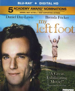 My Left Foot (Blu-ray Disc)