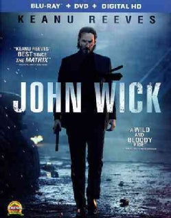 John Wick (Blu-ray/DVD)