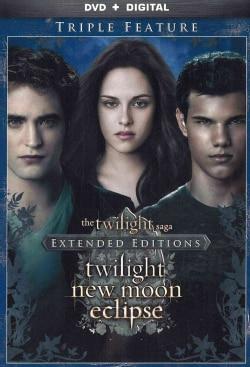 The Twilight Saga (Extended Edition) (DVD)