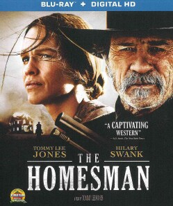 The Homesman (Blu-ray Disc)