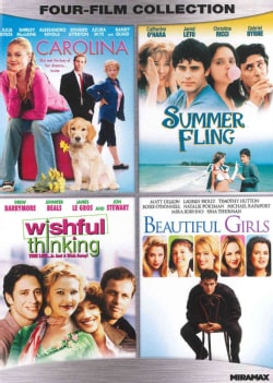 Four Film Collection Romantic Comedy (DVD)