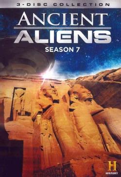 Ancient Aliens: Season 7 (DVD)