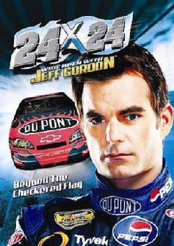 24X24 Wide Open With Jeff Gordon (DVD)