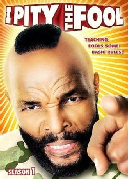 I Pity the Fool (DVD)