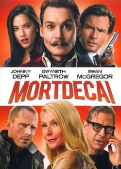 Mortdecai (DVD)
