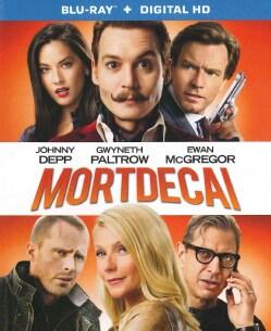 Mortdecai (Blu-ray Disc)