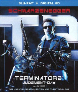 Terminator 2: Judgment Day (Blu-ray Disc)