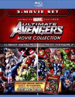 Ultimate Avengers 3 Move Collection (Blu-ray Disc)
