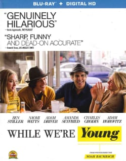 While We're Young (Blu-ray Disc)