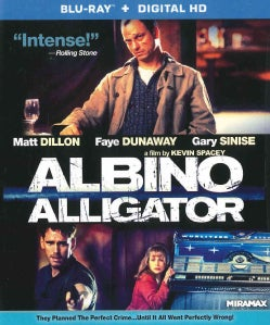 Albino Alligator (Blu-ray Disc)