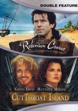 Robinson Crusoe/Cutthroat Island (DVD)