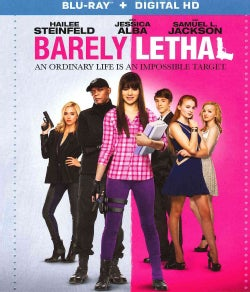 Barely Lethal (Blu-ray Disc)