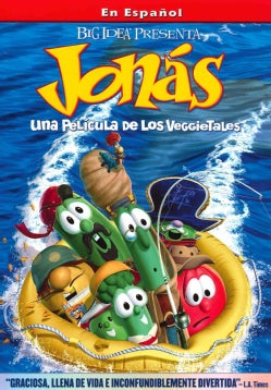 Jonas Una Pelicula de Los Veggie Tales (Jonah: A Veggie Tales Movie) (DVD)