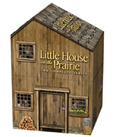 Little House On the Prairie: The Complete Collection (DVD)