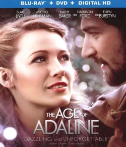 The Age Of Adaline (Blu-ray/DVD)