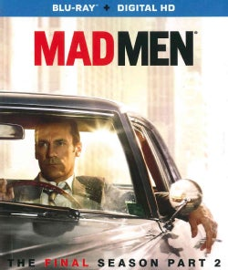 Mad Men: The Final Season Part 2 (Blu-ray Disc)
