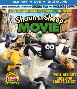 Shaun The Sheep (Blu-ray Disc)