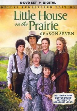 Little House On the Prairie: Season Seven (DVD)