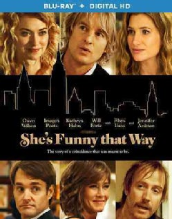 She's Funny That Way (Blu-ray Disc)