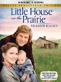 Little House On the Prairie: Season Eight (DVD)