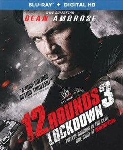 12 Rounds 3: Lockdown (Blu-ray Disc)