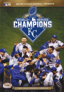 2015 World Series Film (DVD)