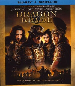 Dragon Blade (Blu-ray Disc)