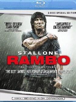 Rambo (Blu-ray Disc)