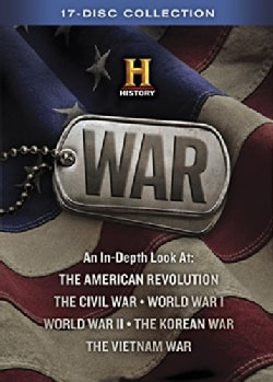 The History Of America In War (DVD)