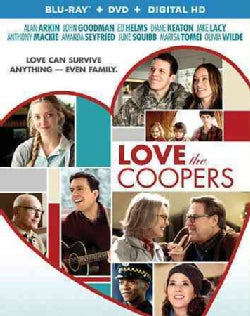 Love The Coopers (Blu-ray Disc)