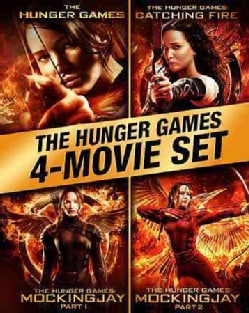 The Hunger Games Collections (DVD)