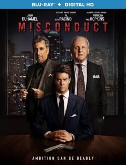Misconduct (Blu-ray/DVD)