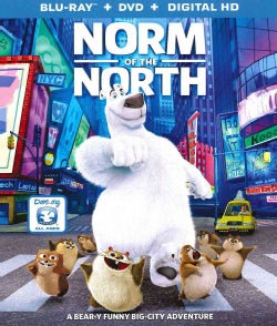 Norm Of The North (Blu-ray/DVD)