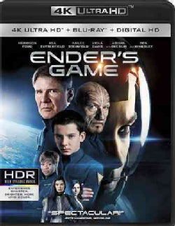 Ender's Game (4K Ultra HD) (4K Ultra HD Blu-ray)