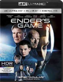 Ender's Game (4K Ultra HD Blu-ray)