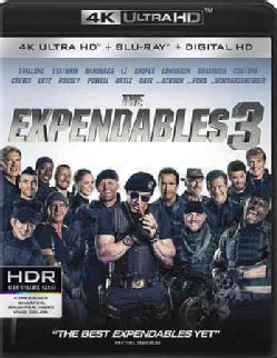 The Expendables 3 (4K Ultra HD) (4K Ultra HD Blu-ray)