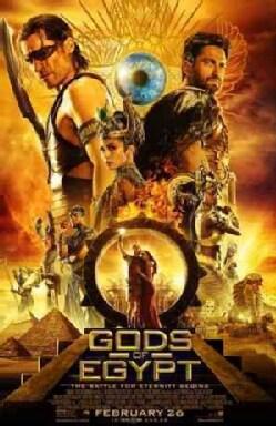Gods Of Egypt (Blu-ray Disc)